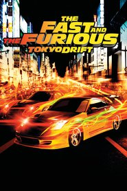"Plakat for filmen ""The Fast and the Furious: Tokyo Drift"""