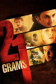 """Plakat for filmen """"21 Grams"""""""
