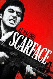 """Plakat for filmen """"Scarface"""""""