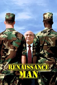 "Plakat for filmen ""Renaissance Man"""