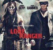 """Plakat for filmen """"The Lone Ranger"""""""
