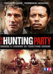 "Plakat for filmen ""The Hunting Party"""