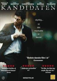 """Plakat for filmen """"Kandidaten"""""""