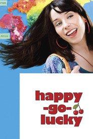 """Plakat for filmen """"Happy-Go-Lucky"""""""