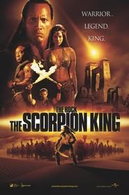 """Plakat for filmen """"The Scorpion King"""""""