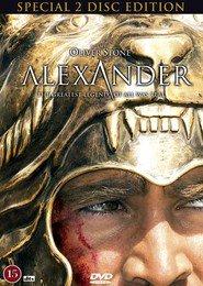 """Plakat for filmen """"Alexander"""""""