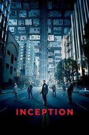 """Plakat for filmen """"Inception"""""""
