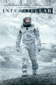 "Plakat for filmen ""Interstellar"""