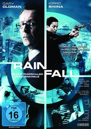 """Plakat for filmen """"Rain Fall"""""""