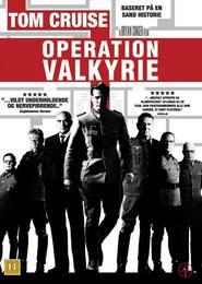 "Plakat for filmen ""Operation Valkyrie"""