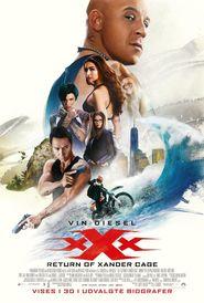 """Plakat for filmen """"xXx: Return of Xander Cage"""""""