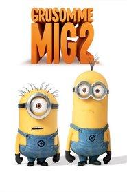 """Plakat for filmen """"Grusomme mig 2"""""""