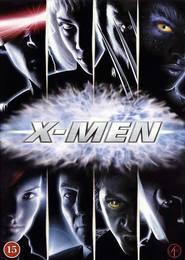 """Plakat for filmen """"X-Men"""""""