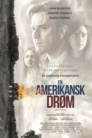 """Plakat for filmen """"En amerikansk drøm"""""""