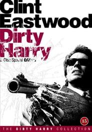 """Plakat for filmen """"Dirty Harry"""""""