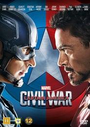 """Plakat for filmen """"Captain America: Civil War"""""""