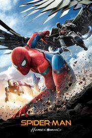 """Plakat for filmen """"Spider-Man: Homecoming"""""""