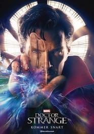 """Plakat for filmen """"Doctor Strange"""""""