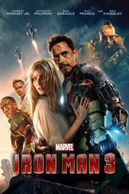 """Plakat for filmen """"Iron Man 3"""""""