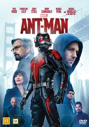 "Plakat for filmen ""Ant-Man"""