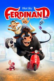 """Plakat for filmen """"Ferdinand"""""""