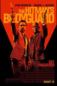 "Plakat for filmen ""The Hitman's Bodyguard"""