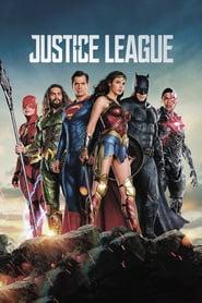 """Plakat for filmen """"Justice League"""""""