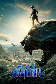 "Plakat for filmen ""Black Panther"""