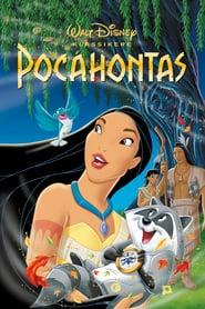"Plakat for filmen ""Pocahontas"""