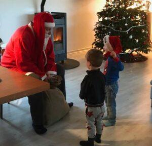 Julemand 2018 i Hammerum & Gjellerup Jesper Bjørn Schlæger