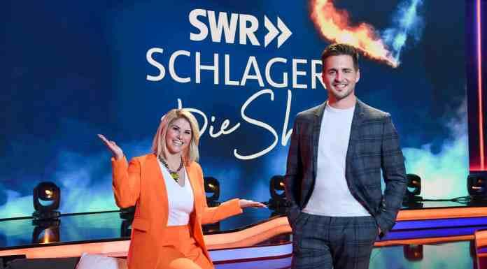 SWR Schlager – Die Show am 05.12. im TV - alle Gäste und News!