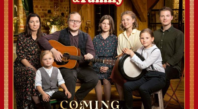 Angelo Kelly & Family: Coming Home For Christmas das Weihnachtsalbum
