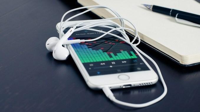 Schlager Playlist auf Handy