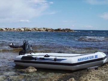 Schlauchboot navigator 3