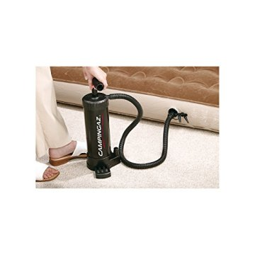 Campingaz Luftpumpe Dual Action Hand Pump, 2 x 2 Liter, 46 x 22,5 x 11,2 cm -