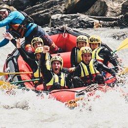 Erlebnisgutschein: Rafting - für Einsteiger in Gündlischwand | meventi Geschenkidee -