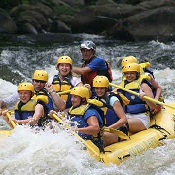 Erlebnisgutschein: Rafting - Halbtagestour in Palfau (5 Stunden)   meventi Geschenkidee -