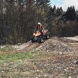 Erlebnisgutschein: Rafting - im Canadier mit Quad Tour in Sonthofen | meventi Geschenkidee -