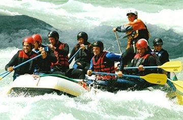 Geschenkgutschein: Einsteiger-Rafting-Tour im Allgäu -