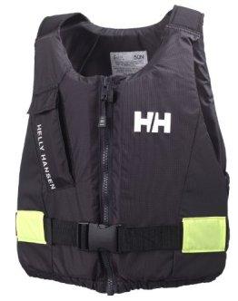 Helly Hansen Unisex Rettungsweste Rider, Ebony, 90+, 33820_980 -
