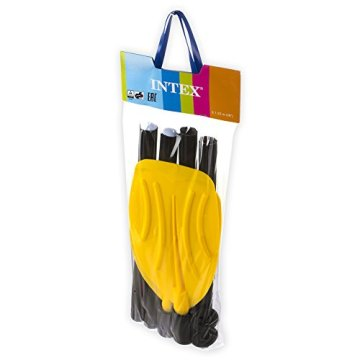 Intex Bootzubehör Paddel-Set Kunststoff, Mehrfarbig, 122 cm / 2-teilig -