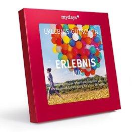 mydays GmbH Magic Box: Erlebnis-Mix Gutschein, Rot, One size -