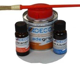PVC Reparaturset 2-Komponenten Schlauchbootkleber -