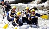 Rafting - Einsteigertour in Lenggries -