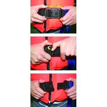 Rettungsweste Schwimmweste 10 - 20 Kg ohnmachtsicher -