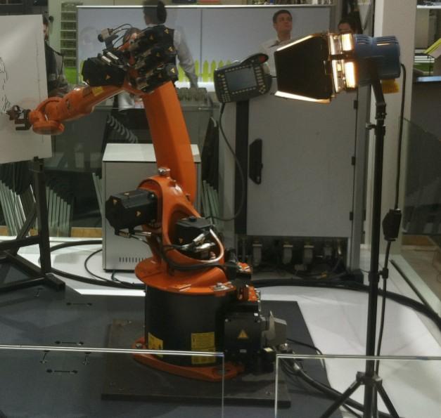 Roboter ersetzen Menschen