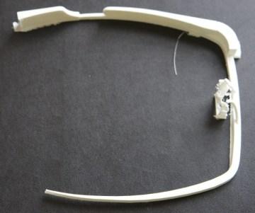 Google Glass 3D unberabeitet