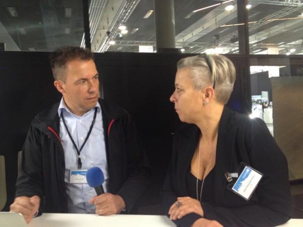 Hannes Schleeh im Interview mit Maria Ekberg Brännström