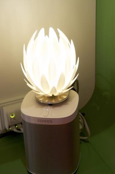 Sonos Soundanlage gibt Bewohnern bei Brand Anweisungen