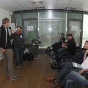 Streamcamp 2013 in Koeln Foto: Sebastian EkuzOne